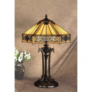 tiffany art nouveau lamp