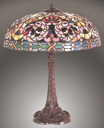 Duffner & Kimberly Lamp