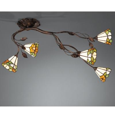 tiffany plafondlamp plafonniere
